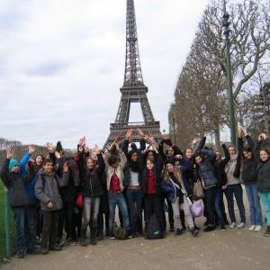 Sceaux Austausch 7. Klassen 2012-1