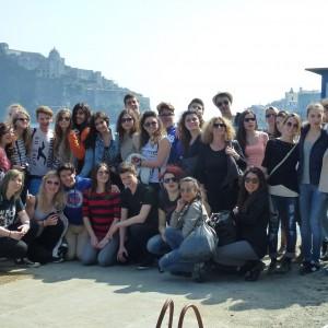 Ischia Austausch 2014-1