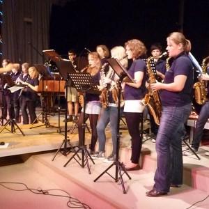 Die Corvey-Big-Band
