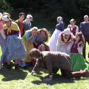 Theater Bauern im Brennpunkt Sept. 2015