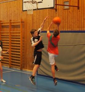 Basketballturnier 2015