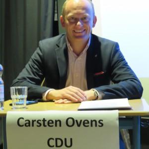Herr Ovens von der CDU