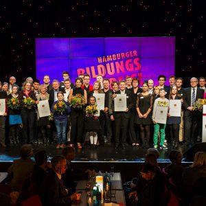 Hamburger Bildungspreis 2014 - alle Preisträger