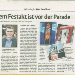 Niendorfer Wochenblatt 30.05.2018